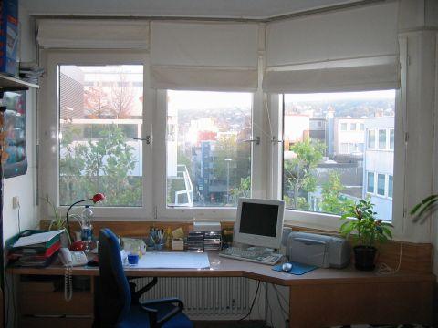 Wohnheimszimmer